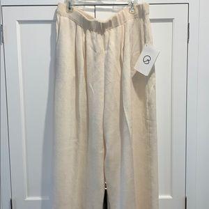 NWT St John Basic knit pants